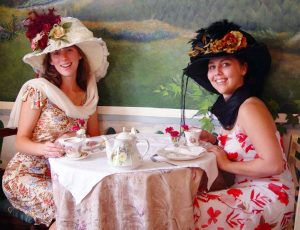 Tea Party Hats With Natural Hair