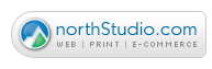 north studio web design accommodations