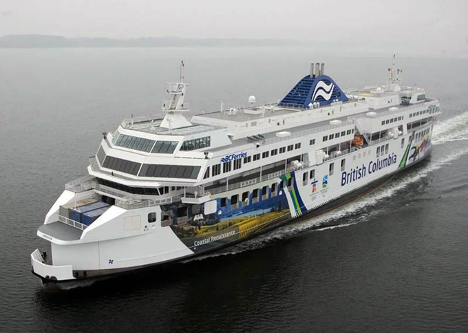 Bc ferries washington state ferries birds of a feather bb the coastal renaissance is the newest addtion to the fleet at bc ferries sciox Choice Image