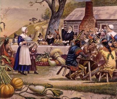 6 Thanksgiving Myths