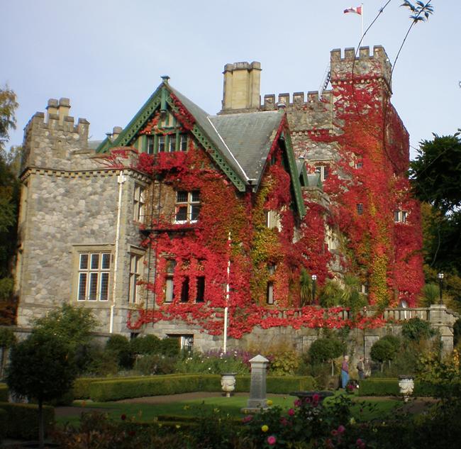 Indoor Wedding Ceremony Victoria Bc: Victoria Castle Weddings - Hatley Castle