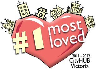 Victoria B&B vosted Most Loved
