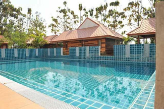 Birds of a Feather Buriram swimming pool accommodation
